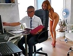Secretary free hot - cute naked girls